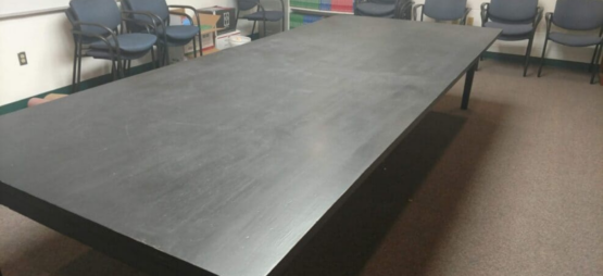 Tabletop Before