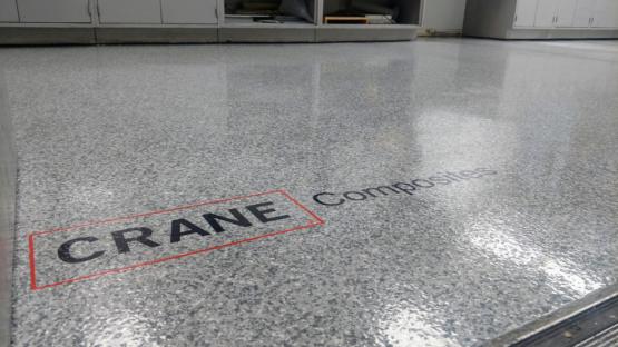 Plant Floor Flake Floor