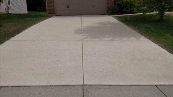 Driveway After