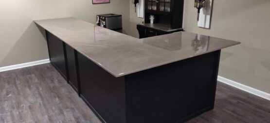 Epoxy Countertop After