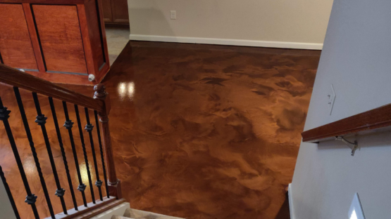 Cabana Floor Coating